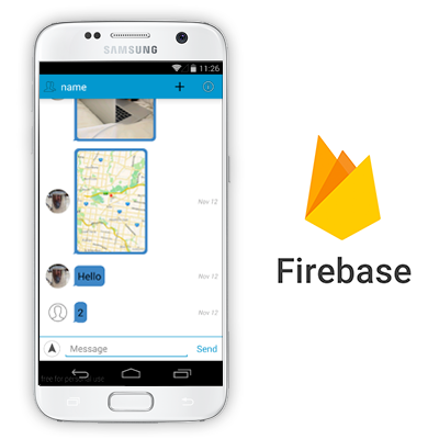 firebase chat sdk for android chat sdk