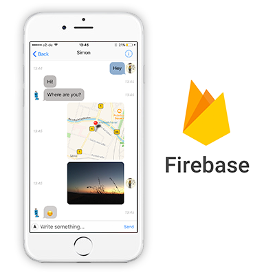 Firebase Chat SDK for iOS - Chat SDK