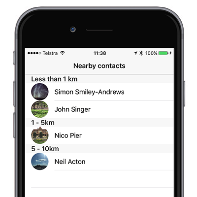 Download the Firebase Chat SDK for iOS and Android for free